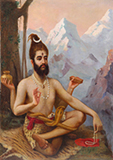 Untitled (Shiva) - Raja Ravi Varma - Summer Online Auction
