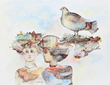 Untitled - Sakti  Burman - Summer Online Auction