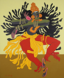 Untitled (Shiva) - Thota  Vaikuntam - Summer Online Auction