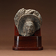 HEAD OF BUDDHA - Classical Indian Art