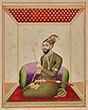 GURU GOBIND SINGH - Classical Indian Art