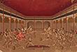 HOLI SCENE - Classical Indian Art