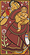 Jamini  Roy - Modern Indian Art