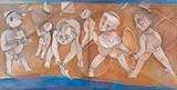 Untitled - Paritosh  Sen - Modern Indian Art