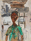 Untitled - Ram  Kumar - Modern Indian Art