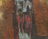 Untitled - Satish  Gujral - Modern Indian Art