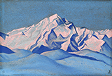 Himalaya - Nicholas  Roerich - Evening Sale | Mumbai, Live