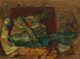 Untitled - M F Husain - Evening Sale | New Delhi, Live