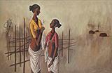 Untitled - B  Prabha - Evening Sale | New Delhi, Live
