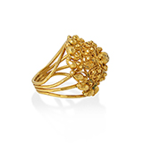 GOLD RING -    - Fine Jewels: Ode to Nature