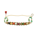 NAVRATNA BRACELET -    - Fine Jewels: Ode to Nature