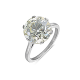 DIAMOND RING -    - Fine Jewels: Ode to Nature