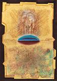 Golden Dreams - Gulam Mohammed Sheikh - Art Rises for Kerala Live Fundraiser Auction