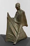 Gandhi - K  Reghunadhan - Art Rises for Kerala Live Fundraiser Auction