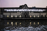 Kochi Biennale Piece 2012 - Robert  Montgomery - Art Rises for Kerala Live Fundraiser Auction