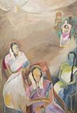Waits - Sosa  Joseph - Art Rises for Kerala Live Fundraiser Auction