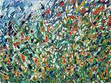 Cityscape - F N Souza - Spring Live Auction
