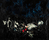 La Nuit - S H Raza - Spring Online Auction