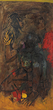 Nude - M F Husain - Evening Sale | New Delhi, Live