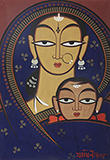 Untitled - Jamini  Roy - Evening Sale | New Delhi, Live