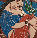 Untitled - George  Keyt - Summer Online Auction