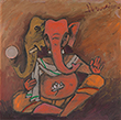 M F Husain - Summer Online Auction