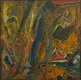 Untitled - S H Raza - Summer Online Auction