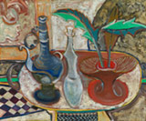 Untitled (Still Life) - Sadanand  Bakre - Summer Online Auction