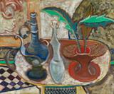 Untitled (Still Life) - Sadanand  Bakre - Summer Online Auction