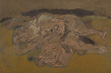 Reclining Figure with Bull's Head - Tyeb  Mehta - Summer Online Auction