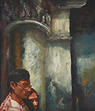 And Alakendu - Bikash  Bhattacharjee - Winter Online Auction