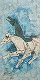 Untitled-M F Husain-Winter Online Auction (Dec 08-10, 2019)