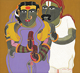 Untitled - Thota  Vaikuntam - Winter Online Auction