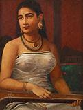 Untitled - Raja Ravi Varma - Spring LIVE Auction   Mumbai, Live