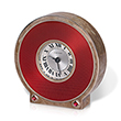 CARTIER: TRAVEL CLOCK - Spring Online Auction