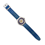 SWATCH: `TRESOR MAGIQUE` LIMITED EDITION PLATINUM WRISTWATCH -    - Spring Online Auction