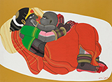 Untitled - Thota  Vaikuntam - WORKS ON PAPER