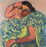 Jogen  Chowdhury-Untitled