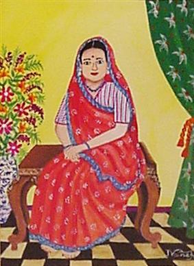 Mrs. Maheshwari