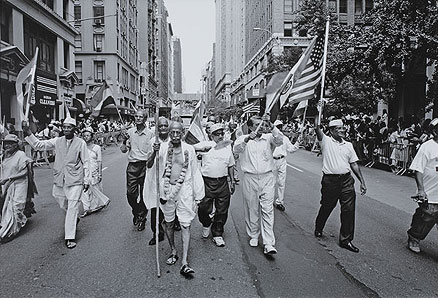 Indira Day Parade, Madison Avenue, New York