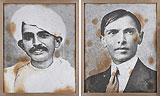 Riyas  Komu-Two Fathers from Gujrat