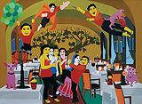Farhad  Hussain-The Dance of Consumption