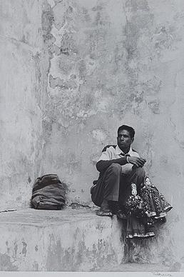 Puppet Seller, Jaipur
