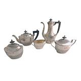 -A TEA AND COFFEE SET