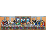 Madhvi  Parekh-The Last Supper
