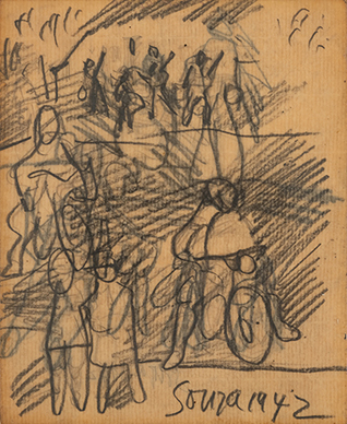 Untitled recto; Untitled verso