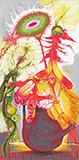 Manu  Parekh-Flower Sutra
