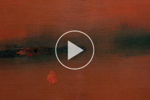 V S Gaitonde, Untitled, 1961 | Summer Online Auction (13-14 July 2021)