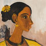 Untitled - B  Prabha - Summer Online Auction