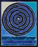 Kundalini - S H Raza - Summer Online Auction